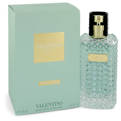 Valentino Donna Rosa Verde by Valentino Eau De Toilette Spray 4.2 oz  for Women