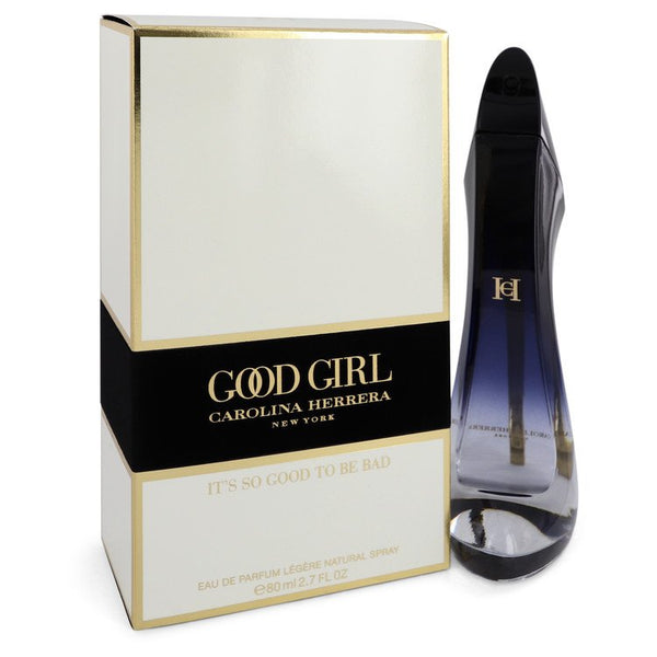 Good Girl Legere by Carolina Herrera Eau De Parfum Legere Spray 2.7 oz for Women
