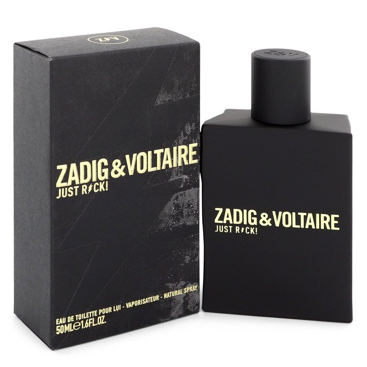 Just Rock by Zadig & Voltaire Eau De Toilette Spray for Men