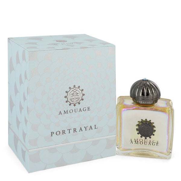 Amouage Portrayal by Amouage Eau De Parfum Spray 3.4 oz for Women