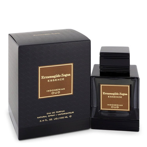 Indonesian Oud by Ermenegildo Zegna Eau De Parfum Spray 3.4 oz for Men