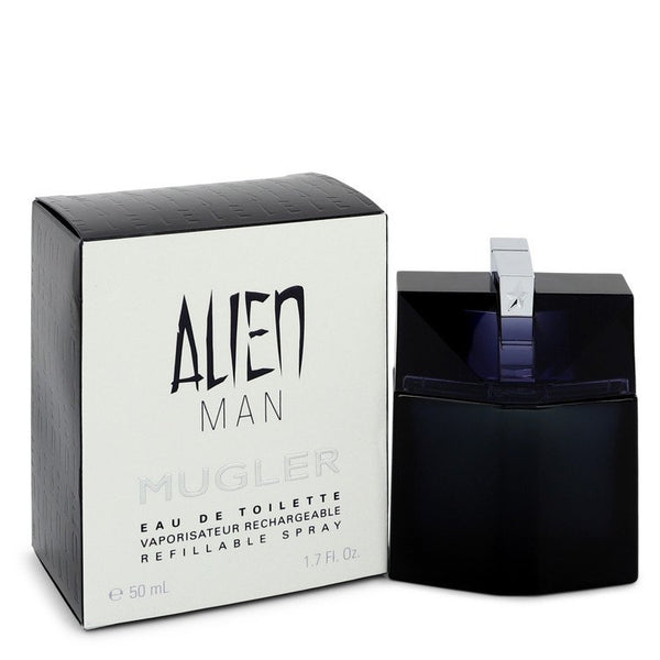 Alien Man by Thierry Mugler Eau De Toilette Refillable Spray for Men