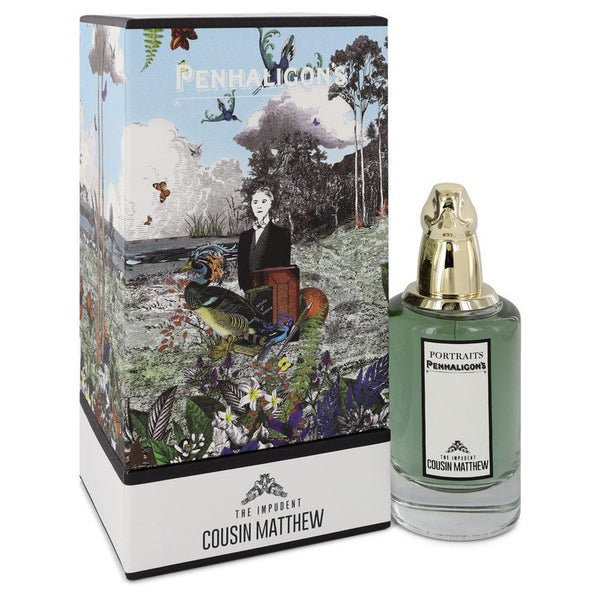 The Impudent Cousin Matthew by Penhaligon's Eau De Parfum Spray 2.5 oz for Men