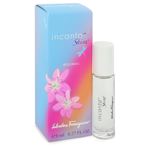 Incanto Shine by Salvatore Ferragamo EDT Rollerball .27 oz for Women