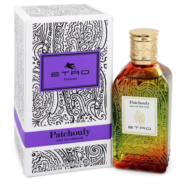 Etro Patchouly by Etro Eau De Parfum Spray (Unisex) 3.3 oz