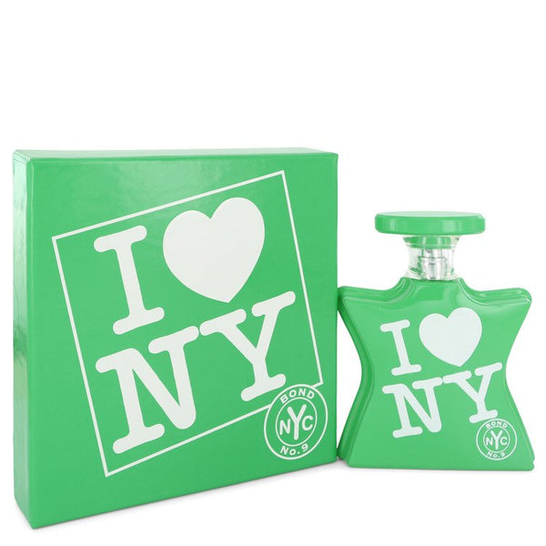 I Love New York Earth Day by Bond No. 9 Eau De Parfum Spray 3.4 oz for Women