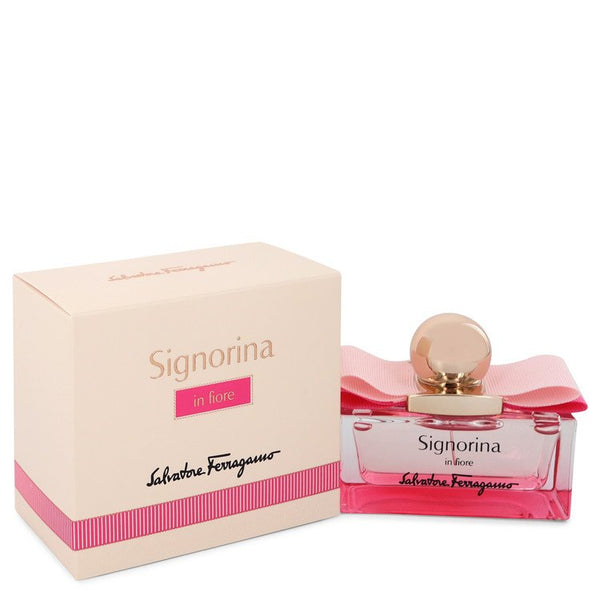 Signorina In Fiore by Salvatore Ferragamo Eau De Toilette Spray for Women