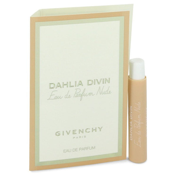 Dahlia Divin Nude by Givenchy Vial (sample) .03 oz for Women