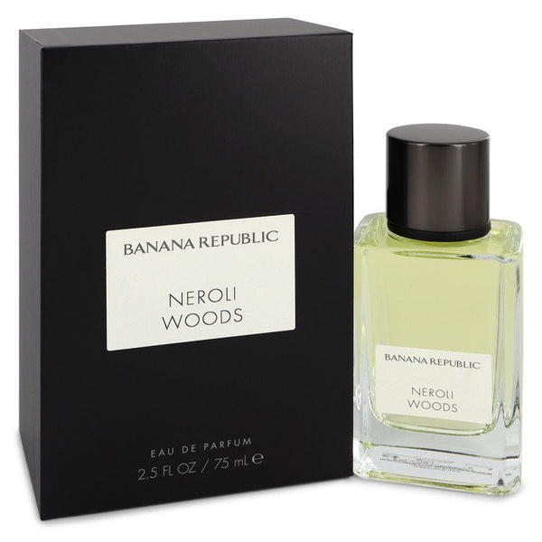 Banana Republic Neroli Woods by Banana Republic Eau De Parfum Spray (Unisex) 2.5 oz