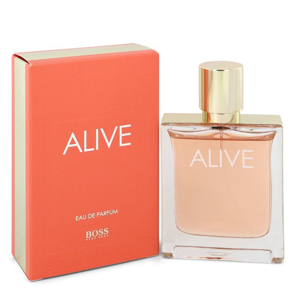 Boss Alive by Hugo Boss Eau De Parfum Spray oz for Women