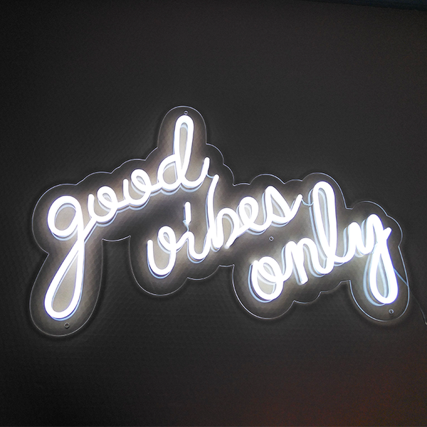Good Vibes Only Neon Light - MINIMALCOVE™