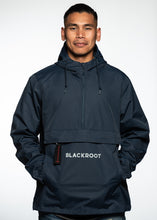 Water Resistant Anorak Pullover