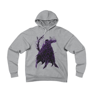 Dark Archer Bow Unisex Sponge Fleece Pullover Hoodie