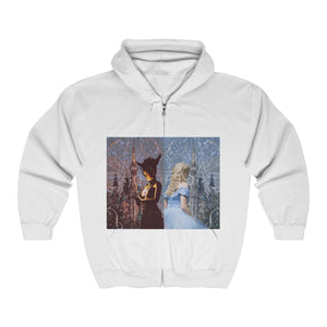 Glass and Ashes Unisex Heavy Blend™ Full Zip Hooded Sweatshirt