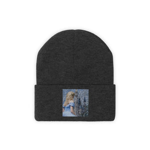 Glass and Ashes Blue Cinderella Knit Beanie