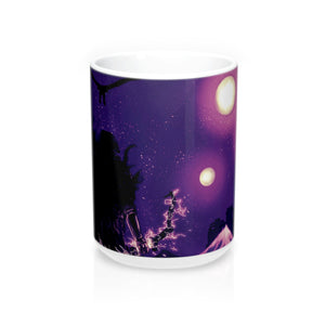 Dark Archer Cover Mug 15oz