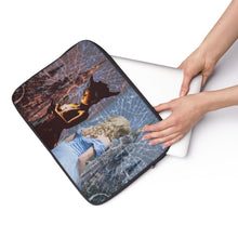 Load image into Gallery viewer, Glass and Ashes Laptop Sleeve