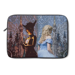 Glass and Ashes Laptop Sleeve