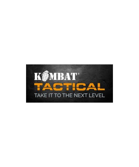 Tactical snood-Black  headwear Kombat UK - The Back Alley Army Store