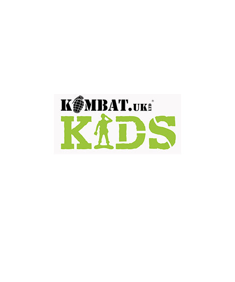Kids tactical vest-DPM  kids Kombat UK - The Back Alley Army Store