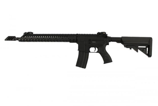 M4 Diamond head-Black  Airsoft A&K - The Back Alley Army Store