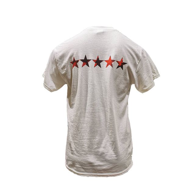 ARMY T-shirt-red camo  Clothing Sourced by Back Alley - The Back Alley Army Store