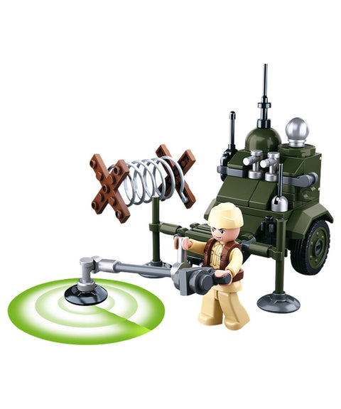 WW2 Mine Sweeper-B0678D  kids Kombat UK - The Back Alley Army Store