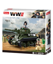 Sluban-Allied light cavalry tank-B0686