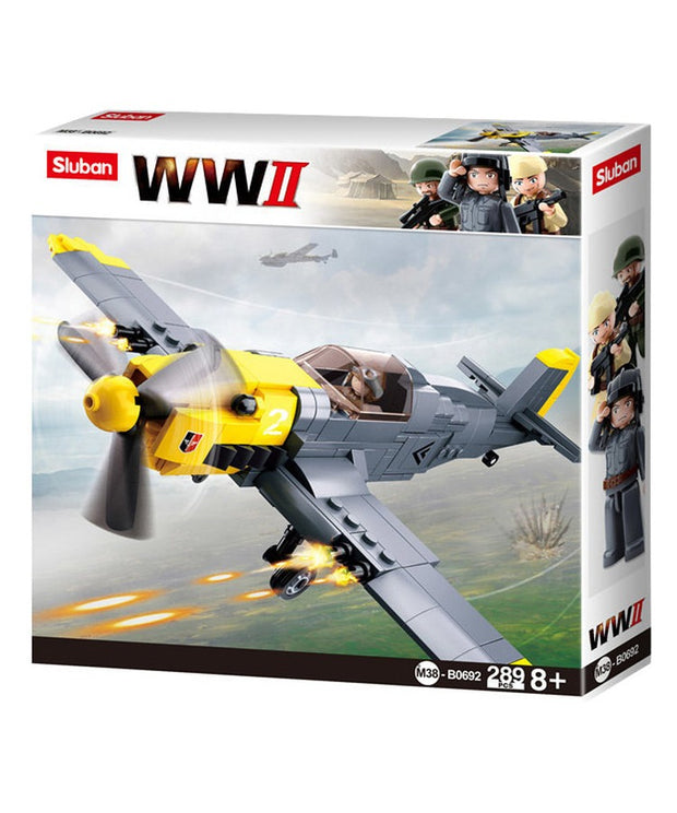 WW2 German fighter-B0692