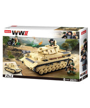 WW2 German tank-B0693
