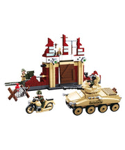 WW2 Battle of Stalingrad-B0696 battle of stalingrad sluban toys