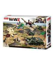 WW2 Battle of Kursk-B0697  kids Kombat UK - The Back Alley Army Store