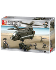 Transport helicopter-B6600