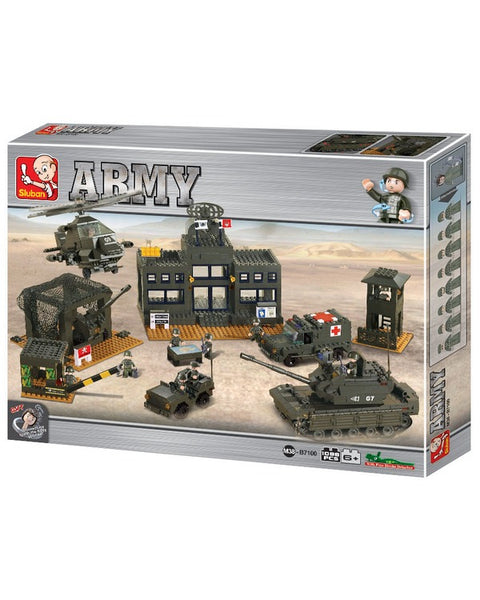 H.Q-B7100  kids Kombat UK - The Back Alley Army Store