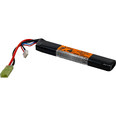 VALKEN AIRSOFT BATTERY - LIPO 7.4V 1200MAH 30C STICK STYLE