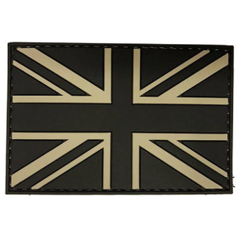 U.K Black  Airsoft Sourced by Back Alley - The Back Alley Army Store