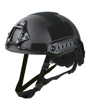F.A.S.T Helmet replica-B.T.P Black Airsoft Kombat UK - The Back Alley Army Store