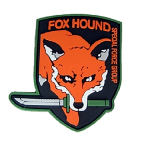 Foxhound tactical patch