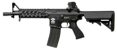 G&G CM16 Raider-fixed stock BLACK Airsoft G&G - The Back Alley Army Store