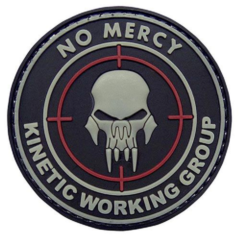 No Mercy-Black  Airsoft Sourced by Back Alley - The Back Alley Army Store