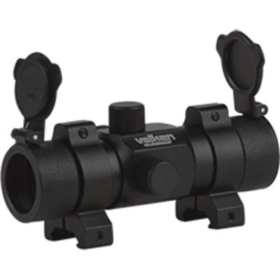 VALKEN RED DOT SIGHT 1X30ST W/WEAVER MOUNT