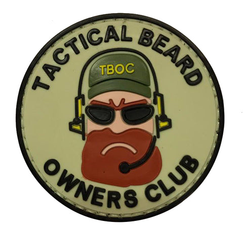 Tactical Beard Owners Club