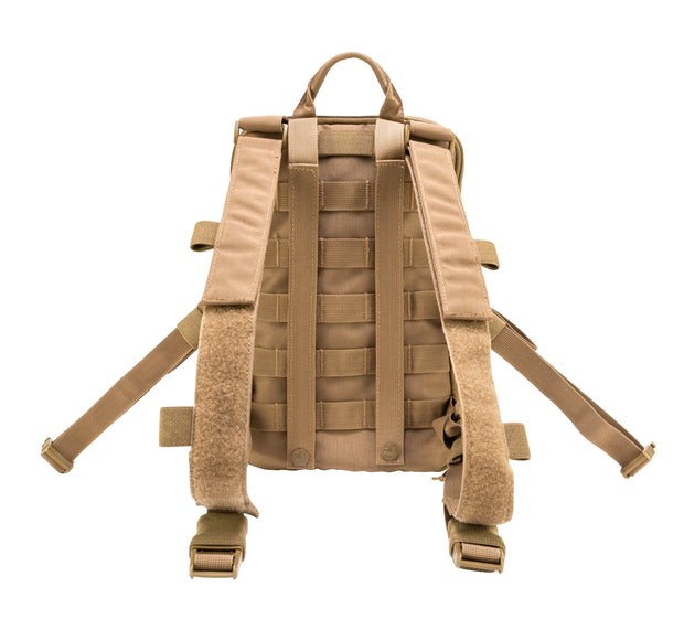 VIPER-VX Buckle Up Charger Pack-Coyote backpack that fits onto molle platform