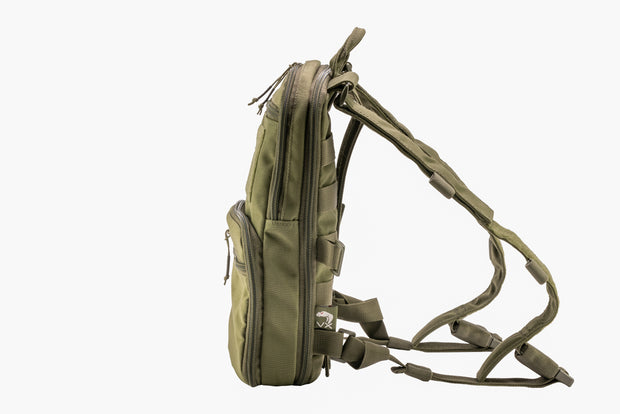 VIPER-VX Buckle Up Charger Pack-Olive