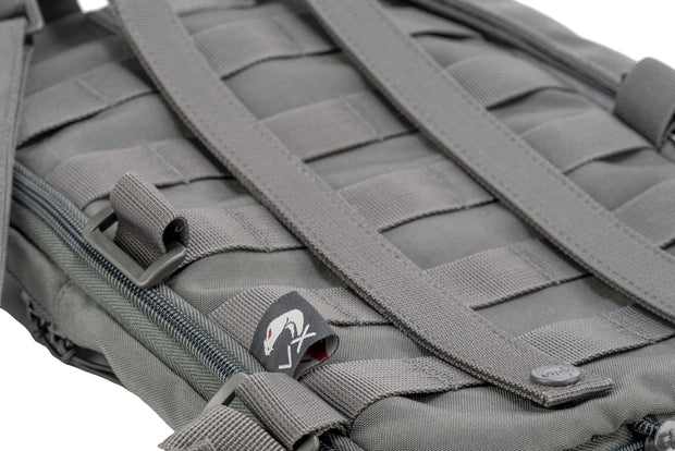 VIPER-VX Buckle Up Charger Pack-Titanium grey