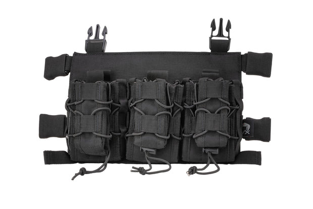 VIPER-VX Buckle Up Mag Rig-Black