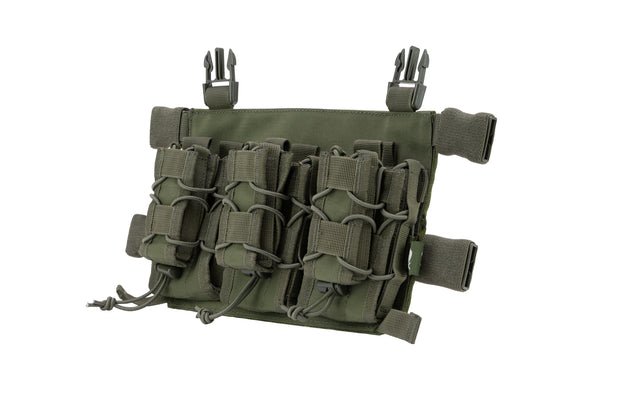 VIPER-VX Buckle Up Mag Rig-Olive green  Airsoft viper - The Back Alley Army Store