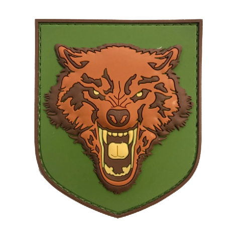 Wolf-green  Airsoft Sourced by Back Alley - The Back Alley Army Store