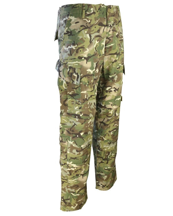 Assault Trouser ACU Style S / BTP Clothing Kombat Tactical - The Back Alley Army Store