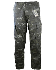 Assault Trouser ACU Style-BTP Black